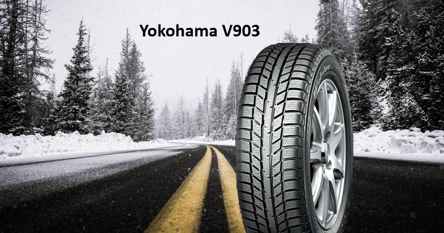 Winterbild Yokohama V903