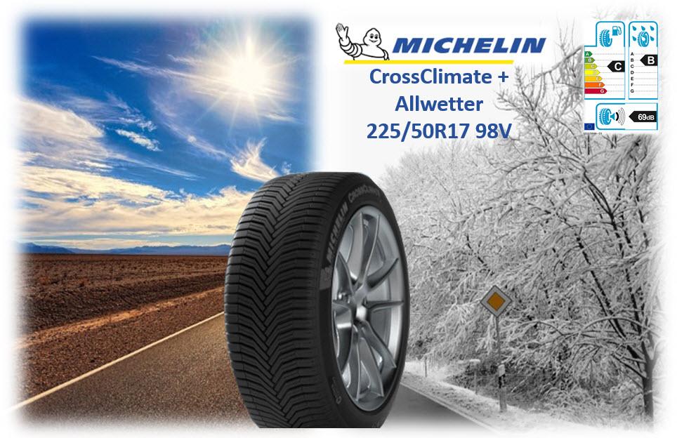 Michelin Crossclimate +