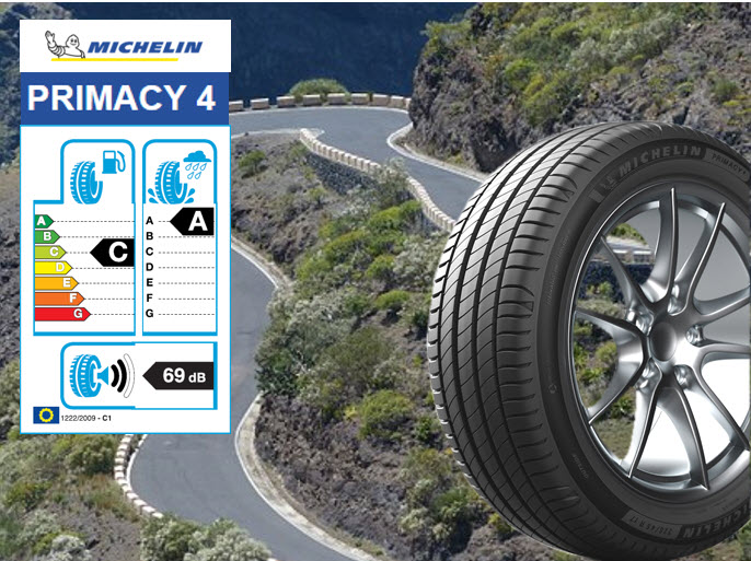 Michelin Primacy 4