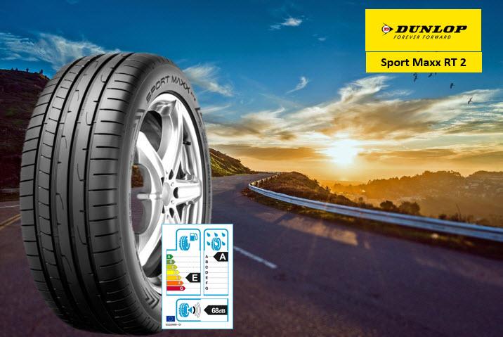Dunlop SP sport maxx rt 2